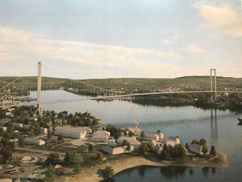 Названа стоимость Севастопольского моста
